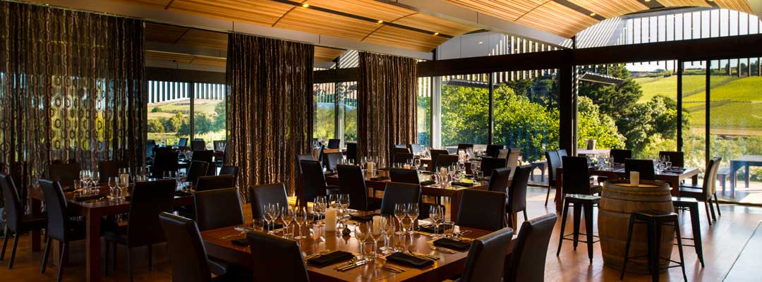 Tasmanian day tour - Josef Chromy Restaurant